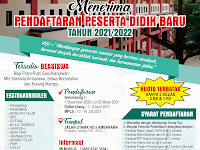 Download Desain Banner Brosur PPDB MTs Yasmida Ambarawa