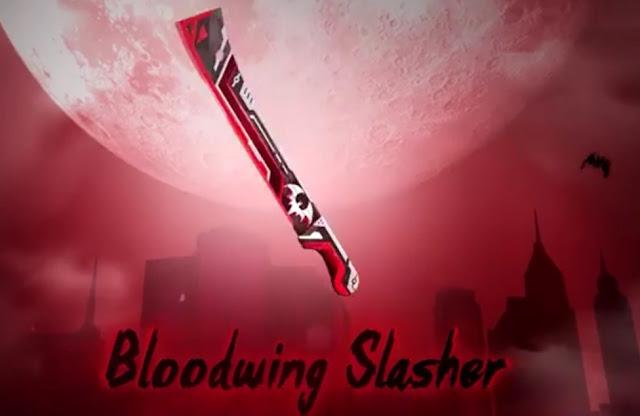 bloodwing slasher