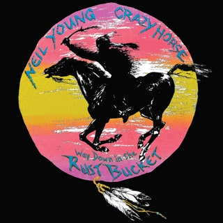 Neil Young & Crazy Horse - Way Down in the Rust Bucket Music Album Reviews