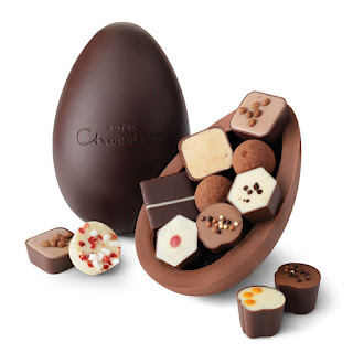 Chocolate Easter Eggs Images