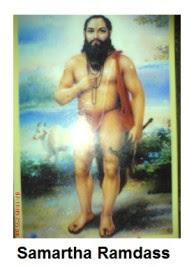 Samartha Ramdass(Shivaji Guru)  In loin cloth