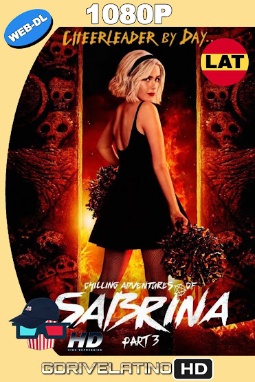 El Mundo Oculto de Sabrina: Parte 3 (2020) NF WEB-DL 1080p Latino-Ingles MKV