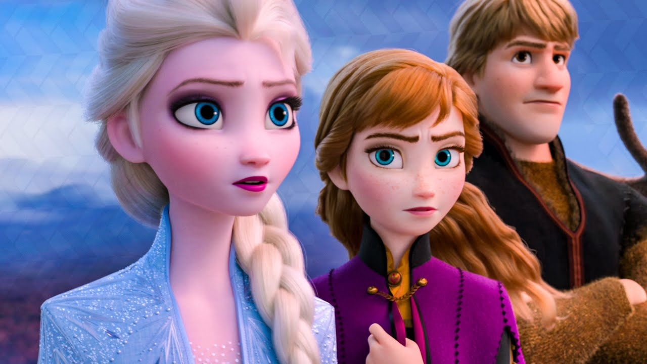 """""""Frozen II"""" - Jennifer Lee"""