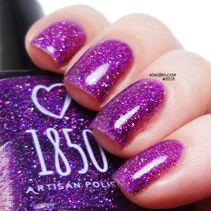 xoxoJen's swatch of 1850 Artisan At Last I See the Light