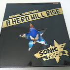 Sonic Forces Original Soundtrack: A Hero Will Rise