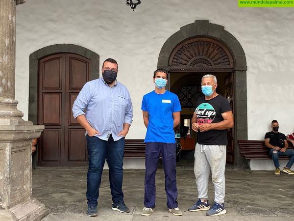 El Ayuntamiento capitalino concluye el programa formativo de Operaciones de Fontanería, Calefacción y Climatización Doméstica de Pecriser