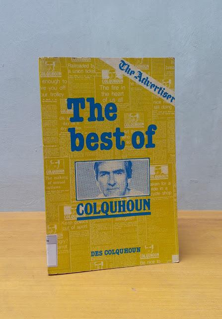 THE BEST OF COLQUHOUN, Des Colquhoun