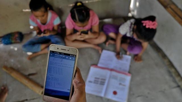94 Persen Daerah Masih PJJ, Bagaimana Sekolah Dengan Keterbatasan Fasilitas dan Akses Internet?