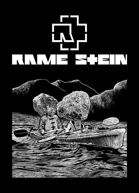 Rammstein Cover Rame Stein