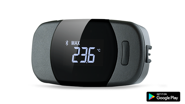 EL-BT-2 Temperature & Humidity Bluetooth Data Logger