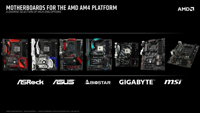 Best AM4 Gaming Motherboards for AMD Ryzen 7 series CPUs
