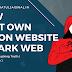How host own .onion website in Dark web Deep web
