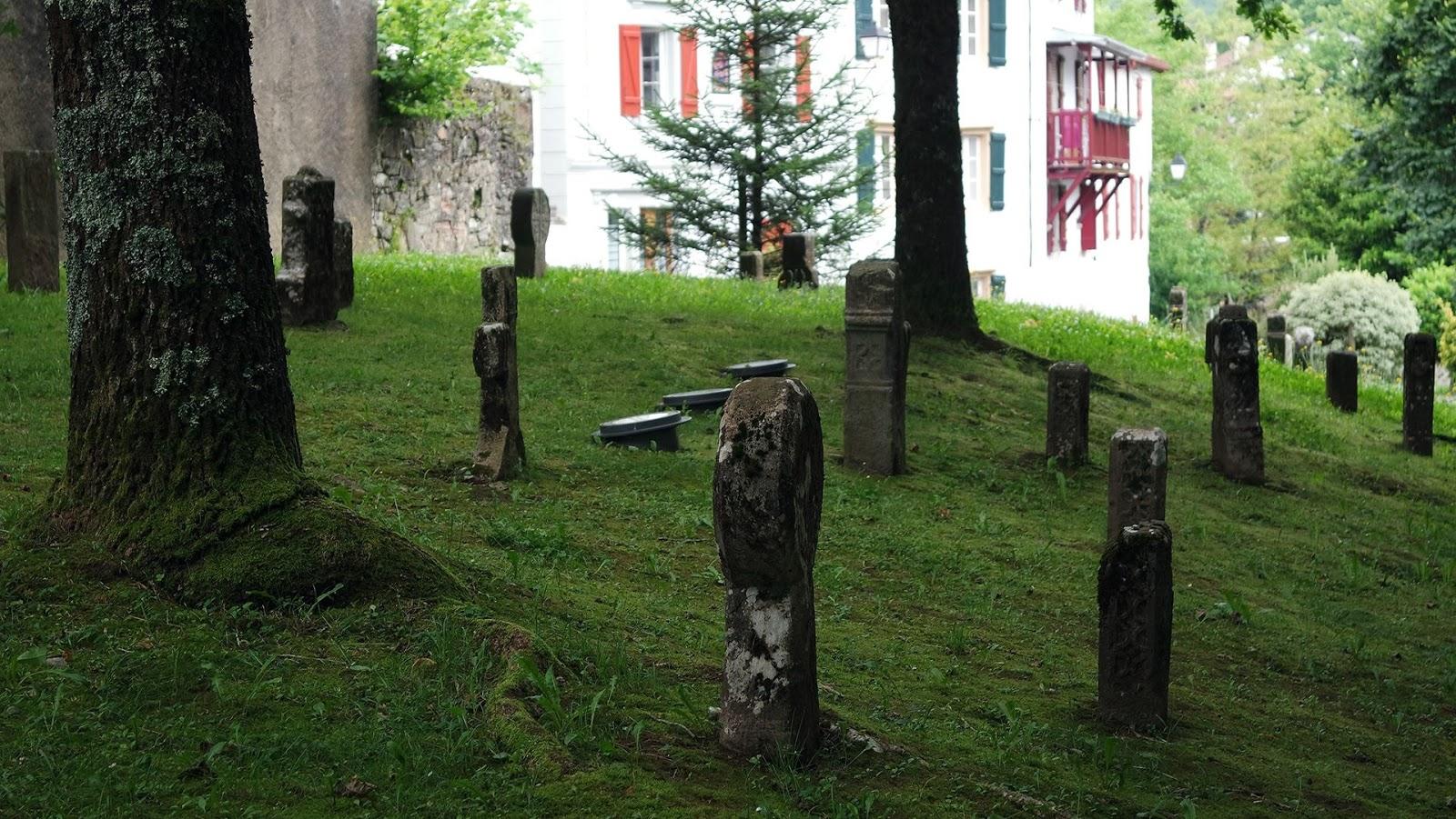 Saint-Etienne church cemetery