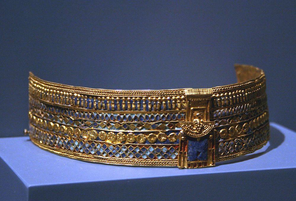 Bracelet from the tomb of Amanishakheto