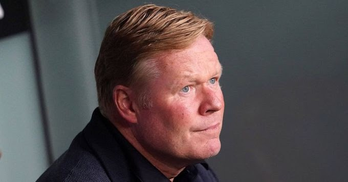 Koeman's future at Barca to depend on next 3 games