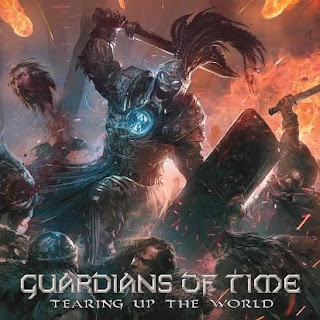 "Το βίντεο των Guardians of Time για το ""As I Burn"" από το album ""Tearing Up the World"""