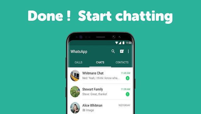 Cara Mengatasi WhatsApp Tidak Bisa Ketik Pesan, Ketuk Untuk Bicara