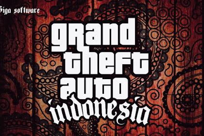 GTA San Andreas Lite Mod Indonesia All GPU 300 MB