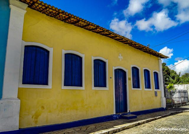 Casarão colonial em São Cristóvão, Sergipe