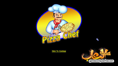 كبير طباخين البيتزا للكمبيوتر