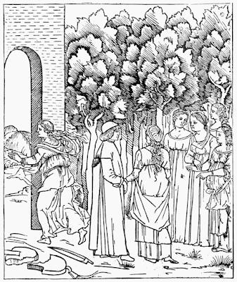 Hypnerotomachia Poliphili ou le Songe de Poliphile est un roman italien de 1467