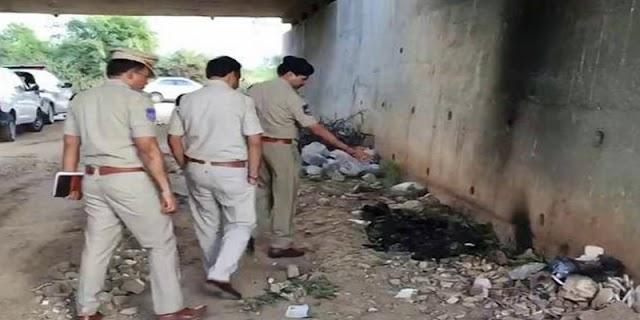 देश को दहलाने वाले हैदराबाद गैंगरेप में 72 घंटे बाद एक्शन, 3 पुलिसकर्मी सस्पेंड