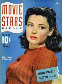 Gene Tierney Magazine