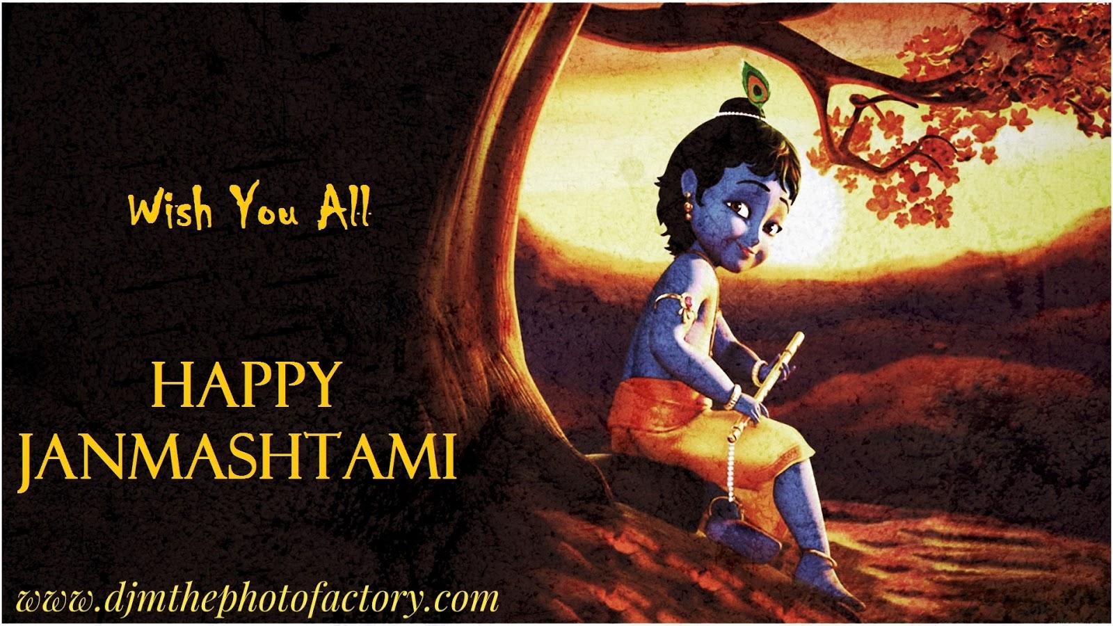 Happy Janmashtami 2019 Wishes Images, Quotes,  WhatsApp Status