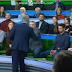 На российском ТВ неадекватный ведущий Норкин напал на украинского эксперта после жаркого спора о войне на Донбассе - кадры