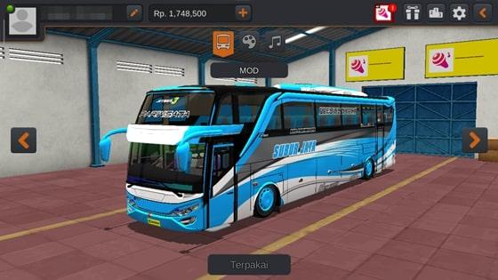 Livery JB3 SHD ZTOM Subur Jaya Blue Skies