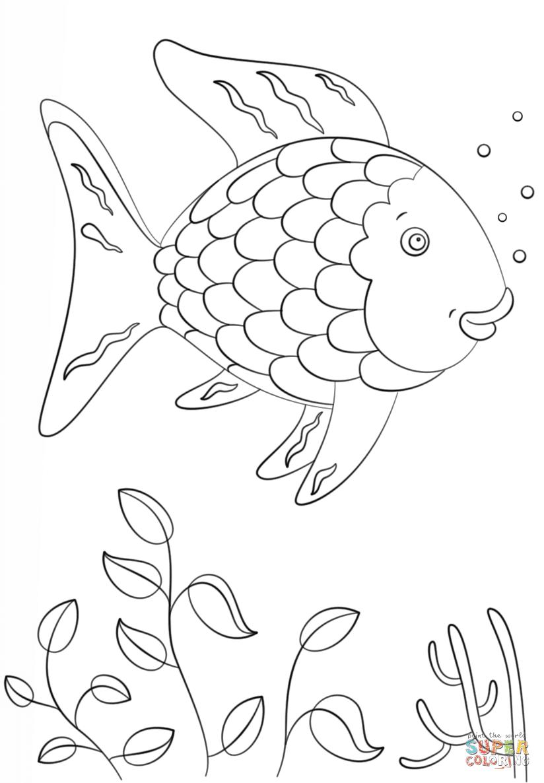 Fuentes' English Corner : The Rainbow Fish_World Book Day