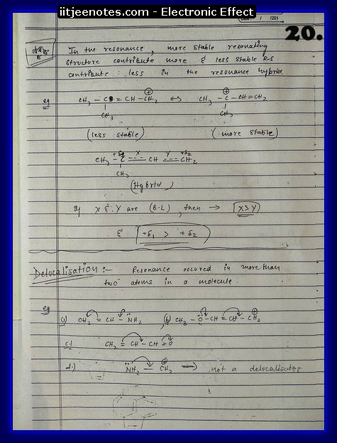 Electronic Effect Notes5