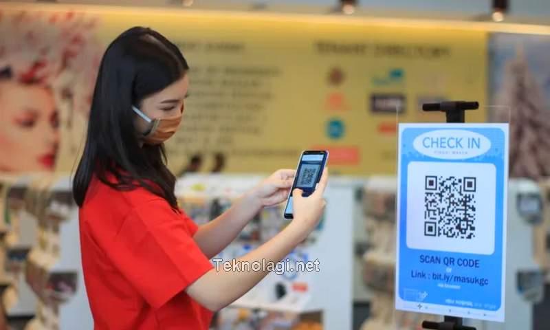 Cara Mengatasi Sulit Check In Aplikasi Pedulilindungi saat Masuk Mall (rebornprojectmedia.com)