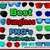 HD Picsart Sunglass PNG With Transparent Background Free Download