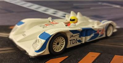 Audi R10 Scalextric Tecnitoys