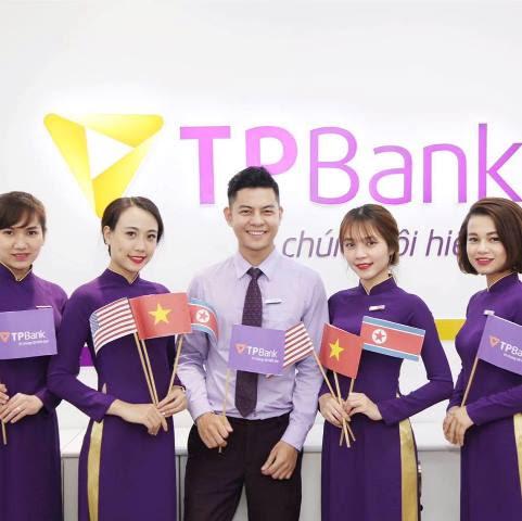 Mẫu áo dài đồng phục TPBank