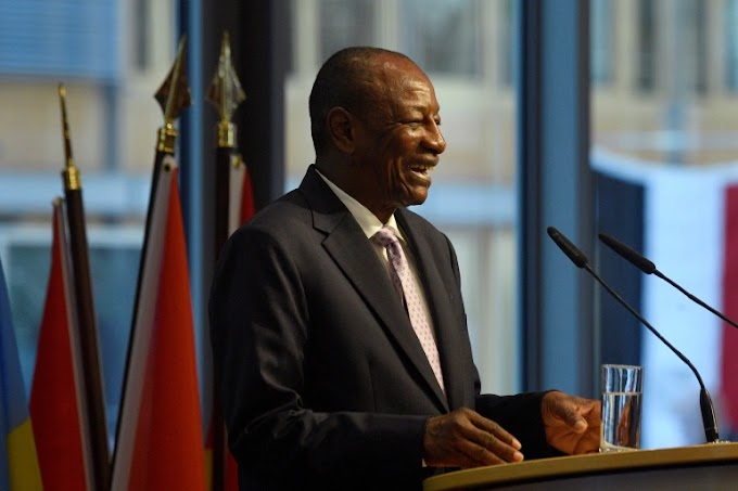 Guinea election: President Conde wins third term in office