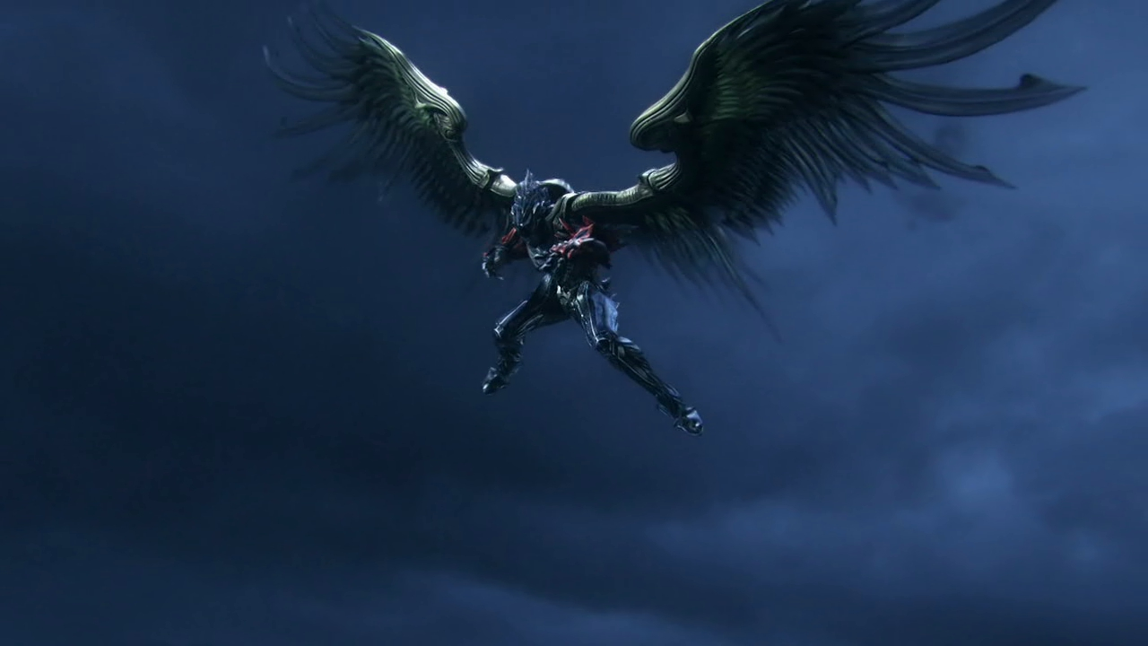 Devil Jin Forms Tekken Headquarter