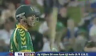 South Africa vs New Zealand Only T20I 2007 Highlights