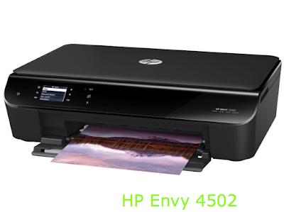 HP Envy 4502 Driver Download and Setup