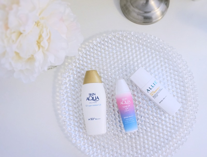 Skin Aqua sunscreen reviews