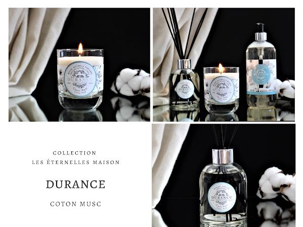 DURANCE | COTON MUSC -  COLLECTION LES ÉTERNELLES MAISON