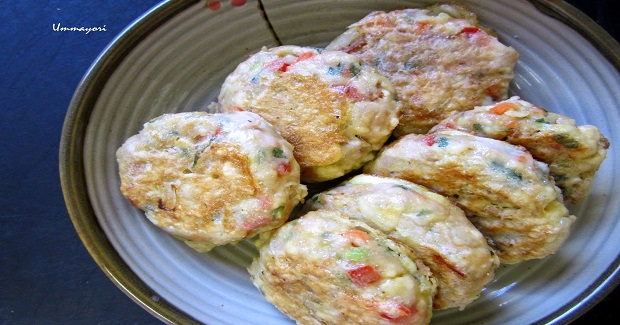 Korean Tofu With Tuna Pancakes Recipe