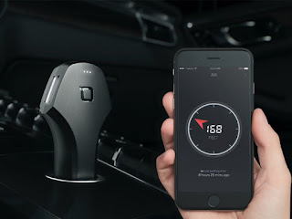 Find Your Car Where You Left It & Charge Your Phone Twice as Fast