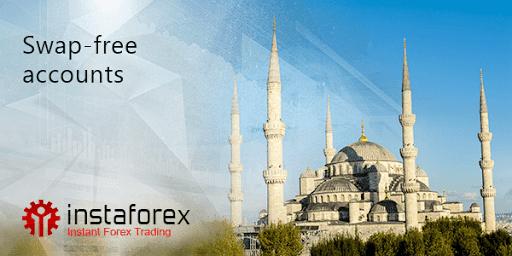 Akun syariah InstaForex