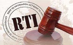 Application Petition under the RTI Act Section 6