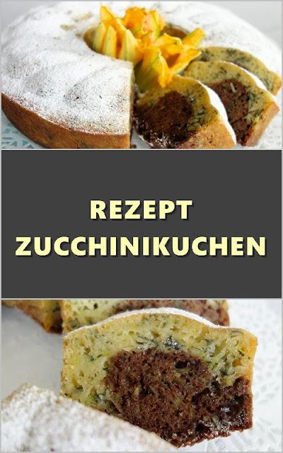 Zucchini, Zucchini Rezepte, Zucchinikuchen, Zucchinikuchen saftig, Zucchinikuchen mit Nuessen, Zucchinikuchen Rezept,