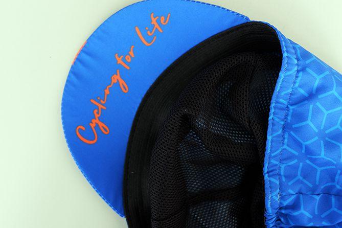 Cycling Cap edisi Cycling for Life