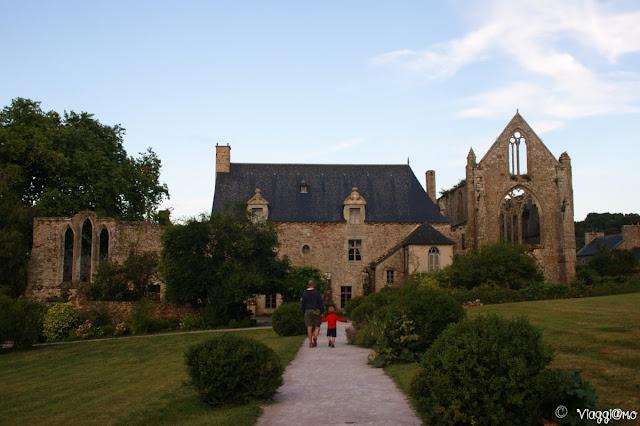 Complesso abbaziale di Beauport a Paimpol