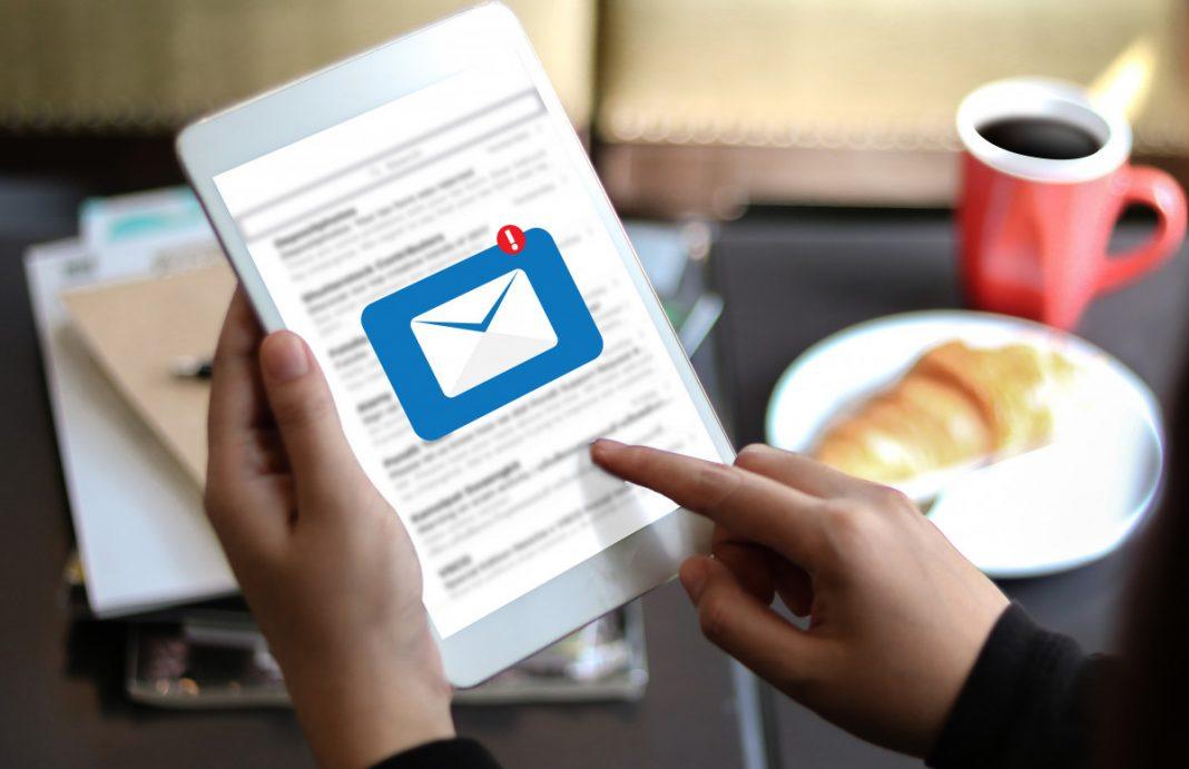 Lampiran dalam pesan email dari orang asing adalah tempat persembunyian parasit digital.